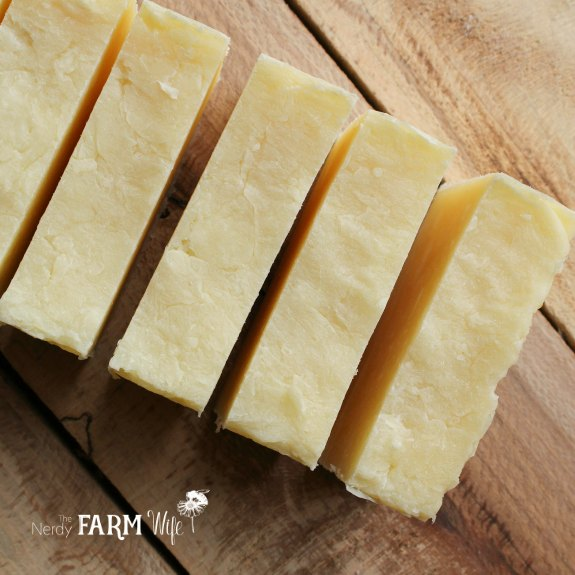 Natural Dandelion Shampoo Bars Recipe