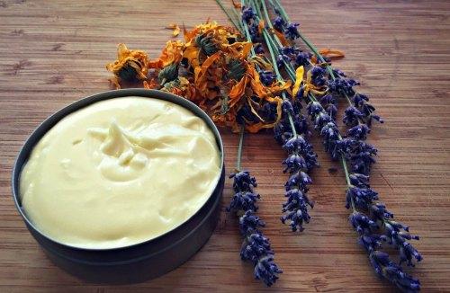 Calendula Cream Recipe from Grow Forage Cook Ferment
