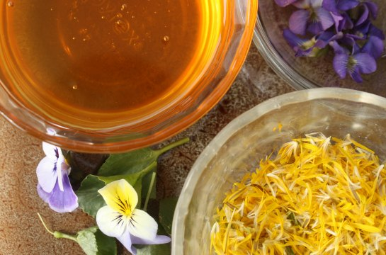 Spring Tonic Honey