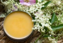 Elderflower & Rosehip Salve Recipe