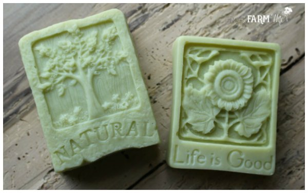 Natural and Life-Is-Good-Soap-Molds