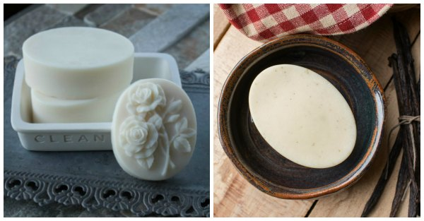 oval and flower oval molds