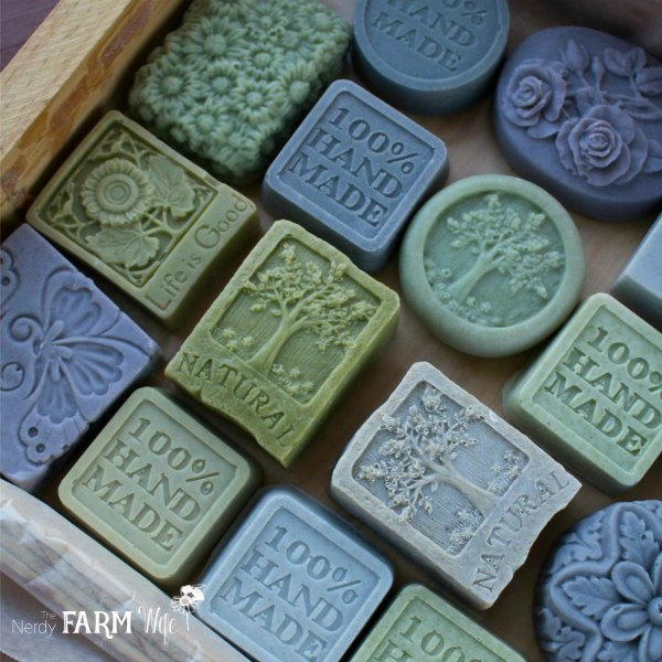 variety-of-soap-designs