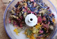 Flower Garden Bath Soak