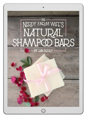 shampoo bars ebook