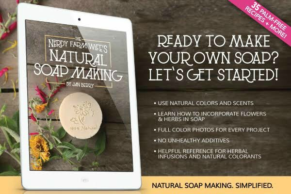 Natural Soap Ebook Collection