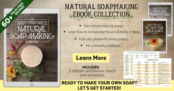Natural Soapmaking Ebook Collection