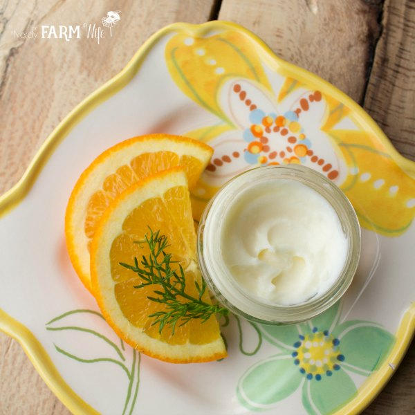 Grapefruit & Orange Hand Cream