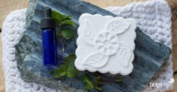 Energizing Shower Steamers with Essential Oils