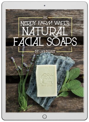Natural Facial Soaps Recipe Ebook