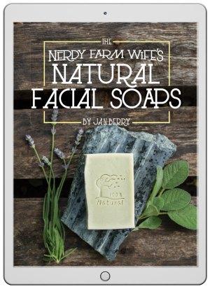 Natural Facial Soaps Recipe Ebook