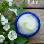 This easy DIY sinus and headache balm is an all-natural remedy that helps relieve stuffy noses, allergies, and migraines.