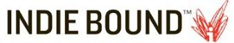 An indie bound logo