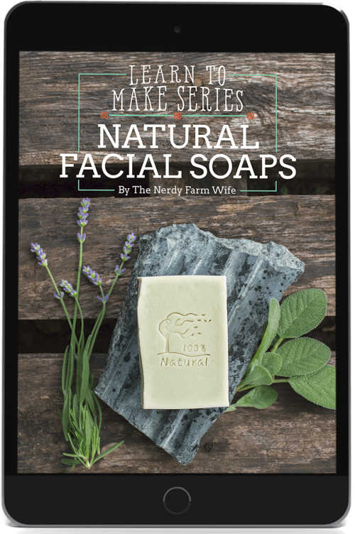 cover for Natural Facial Soaps eBook