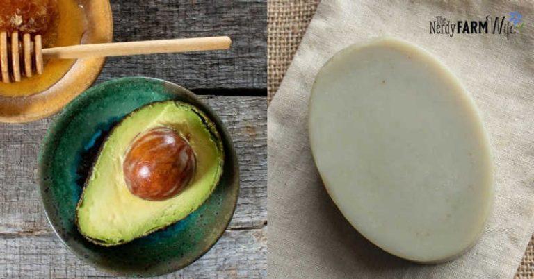 7 Tips for Adding Avocado to Soap + Avocado Soap Recipe