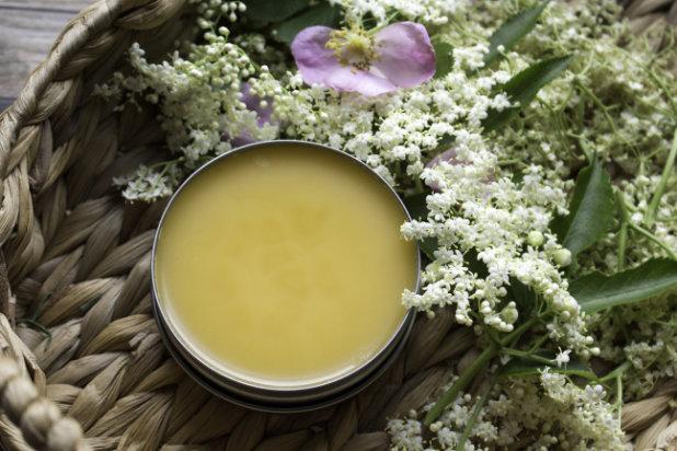 elderflower salve