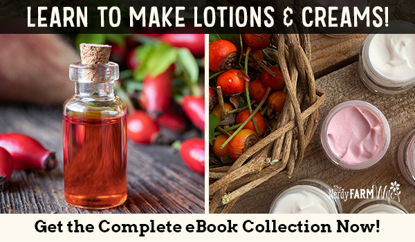 image for handmade lotions and creams ebook collection