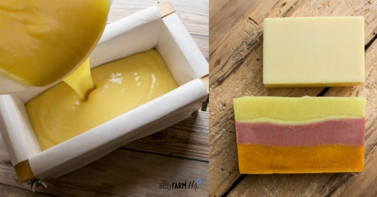 How to Resize a Soap Recipe to Fit Your Mold
